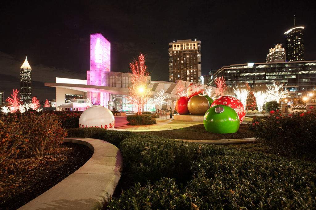 World of Coca-Cola aglow for Christmas | Features | albanyherald.com