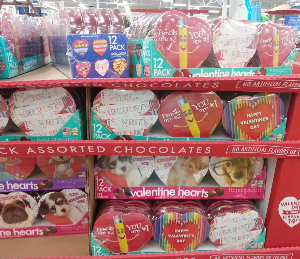 Americans expected to set new record on Valentine's Day spending this year