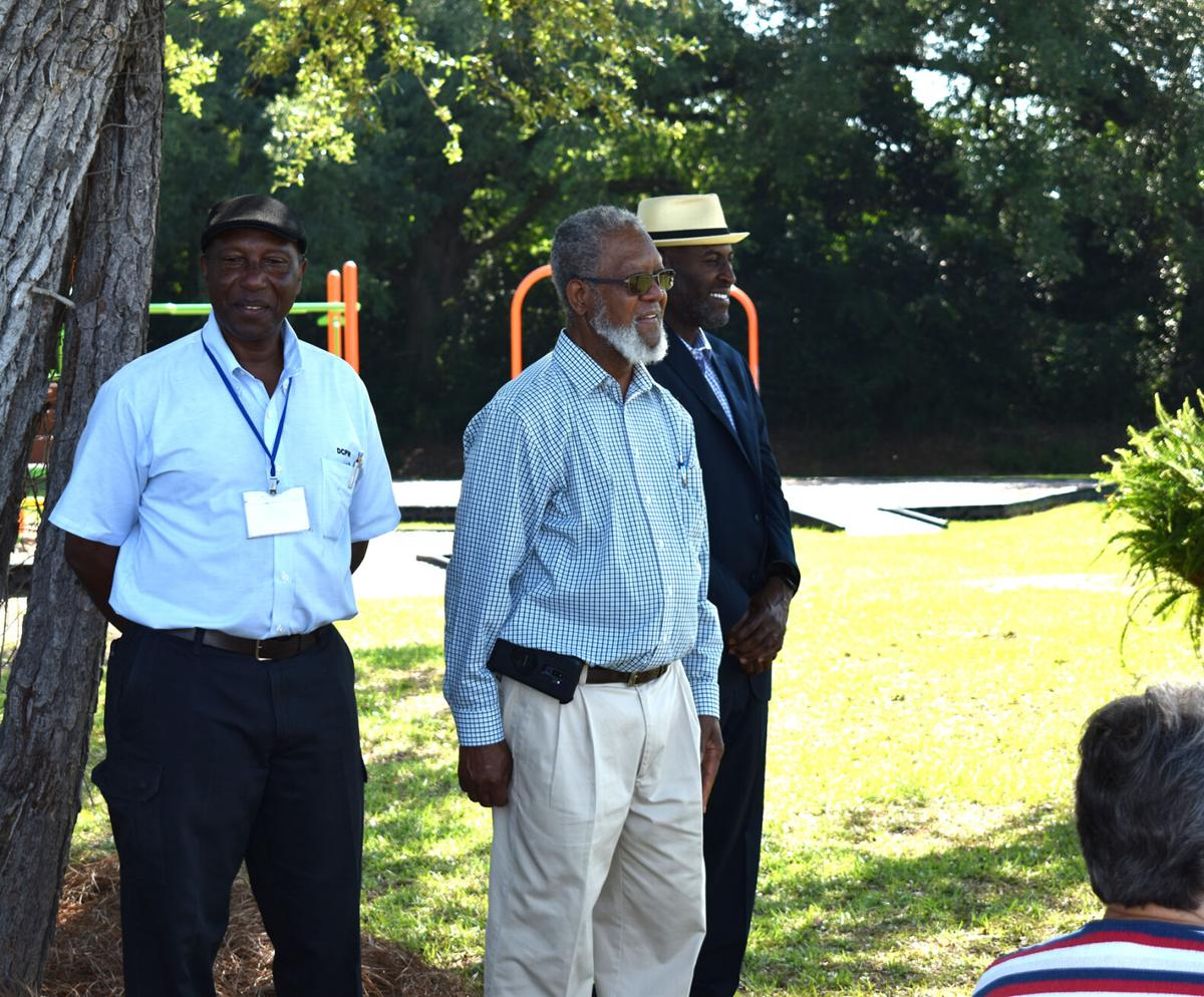 Dougherty County park renovation celebrated with Tuesday ribbon cutting