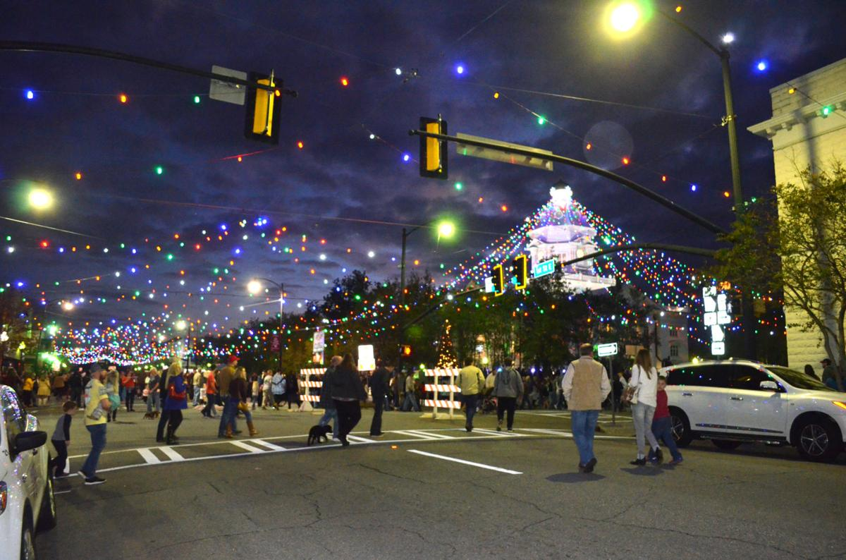 Christmas Lights In Georgia.Christmas Lights Lights Lights In Moultrie Multimedia
