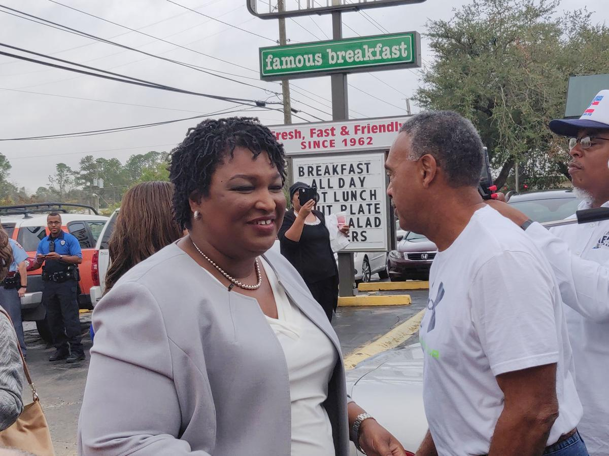 Stacey Abrams campaign preparing lawsuit over Dougherty County absentee ballots