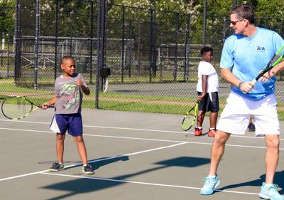 New tennis center could help people raise a racquet in Dougherty County