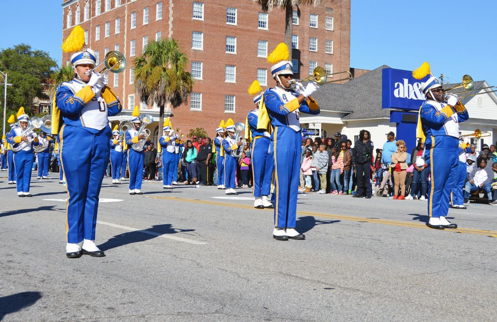 albany state homecoming parade 2020