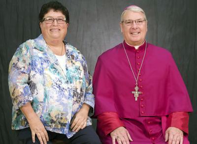 St. Teresa's Church member receives Francis X. Gartland Service Award
