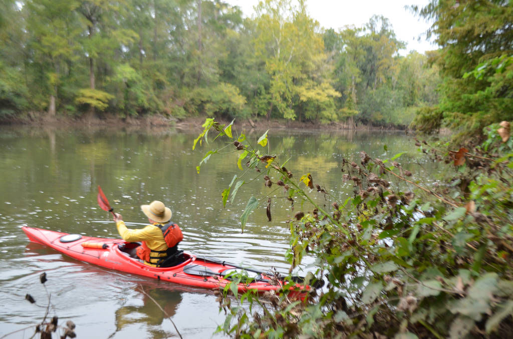 Fall Float on the Flint is a family affair