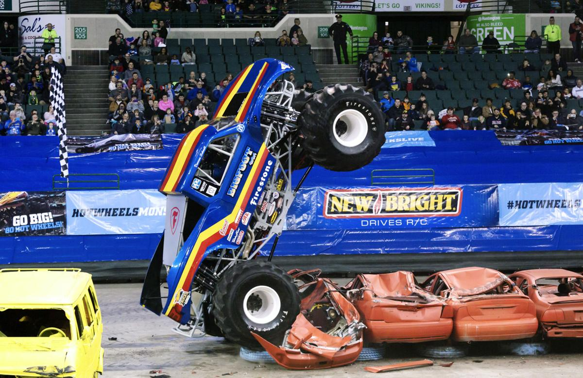 Hot Wheels Monster Trucks To Roar Into Albany Local News Albanyherald Com