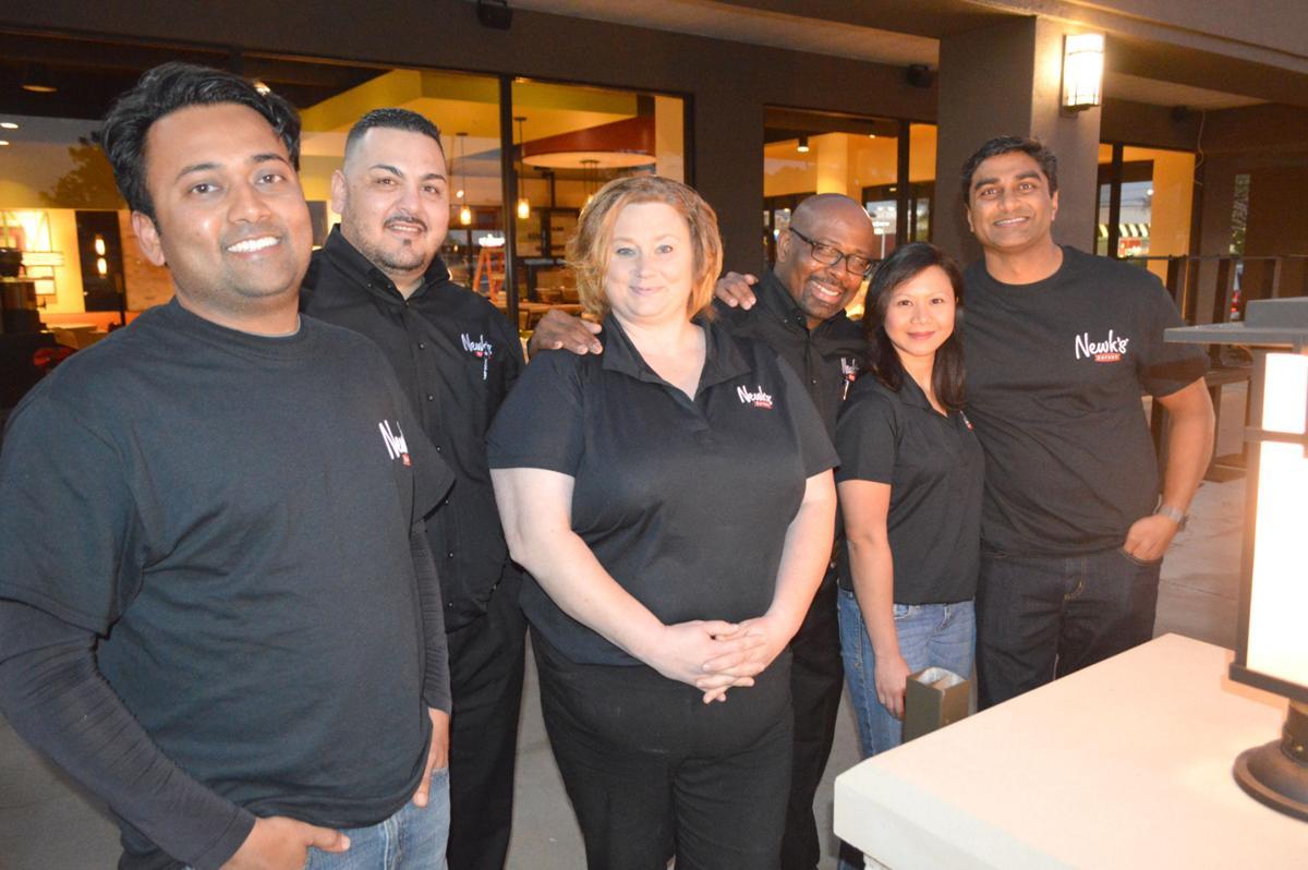 Newks Mini Un Ready To Greet Albany Dining Customers Food