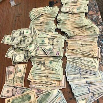 Albany/Dougherty County Drug Unit seizes drugs, guns and cash