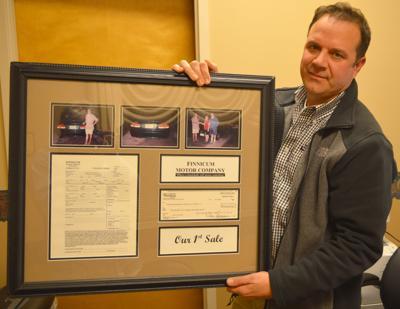 ON THE JOB: Life made a U-turn for Darrel Finnicum