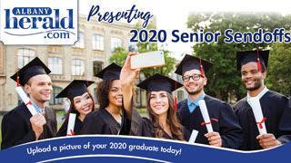 2020 Senior Sendoff!