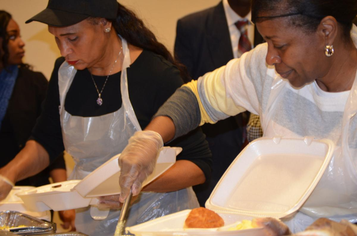 Hundreds attend annual King Day Breakfast