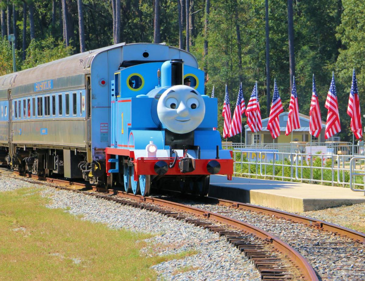 Thomas Friends Coming To Historic Sam Shortline In Cordele