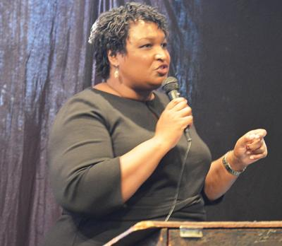 Abrams expands voter rights work