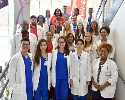 New third-year University of Georgia pharmacy students arrive in Albany