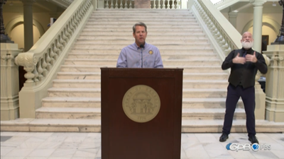 Governor Brian Kemp to let bars, summer school open in Georgia amid COVID-19