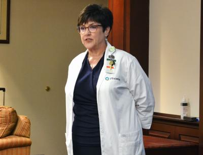 Plans for future developing at Phoebe Putney Health System