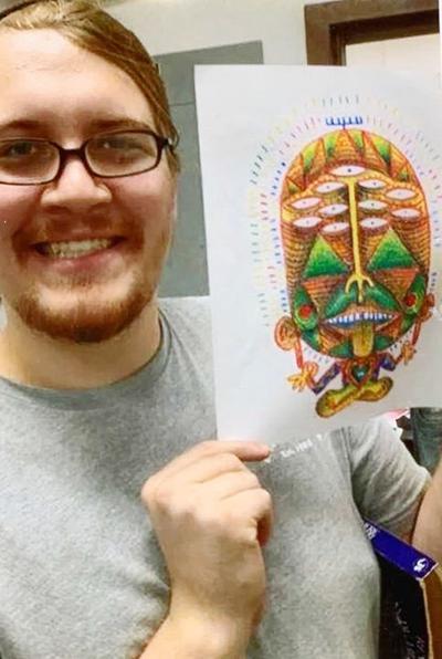 Works of slain artist on display at AMA