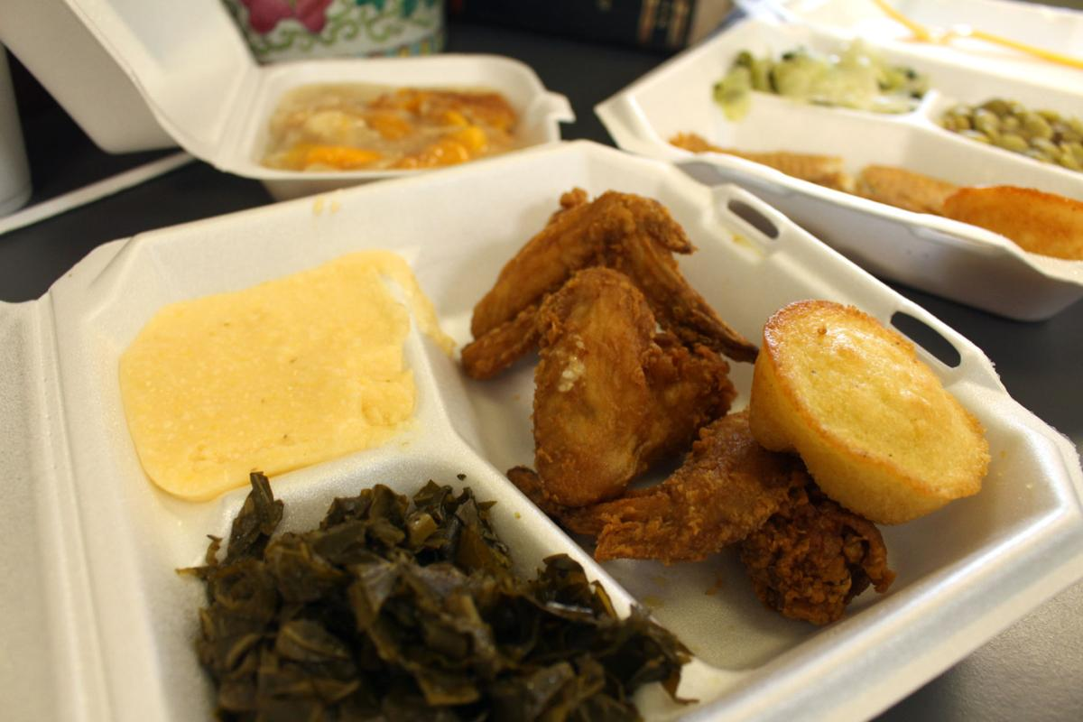 The Lunch Room Is Family Made Soul Food Local News Albanyherald Com