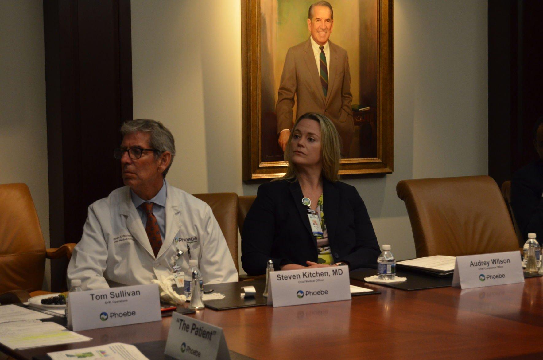 Phoebe Putney Memorial Hospital Board gets review of Sunshine Payments program