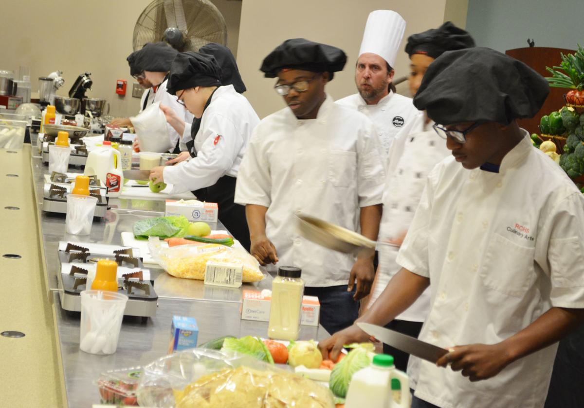 Albany Tech Hosts Chopped Titan Chef Competitions Local News Albanyherald Com