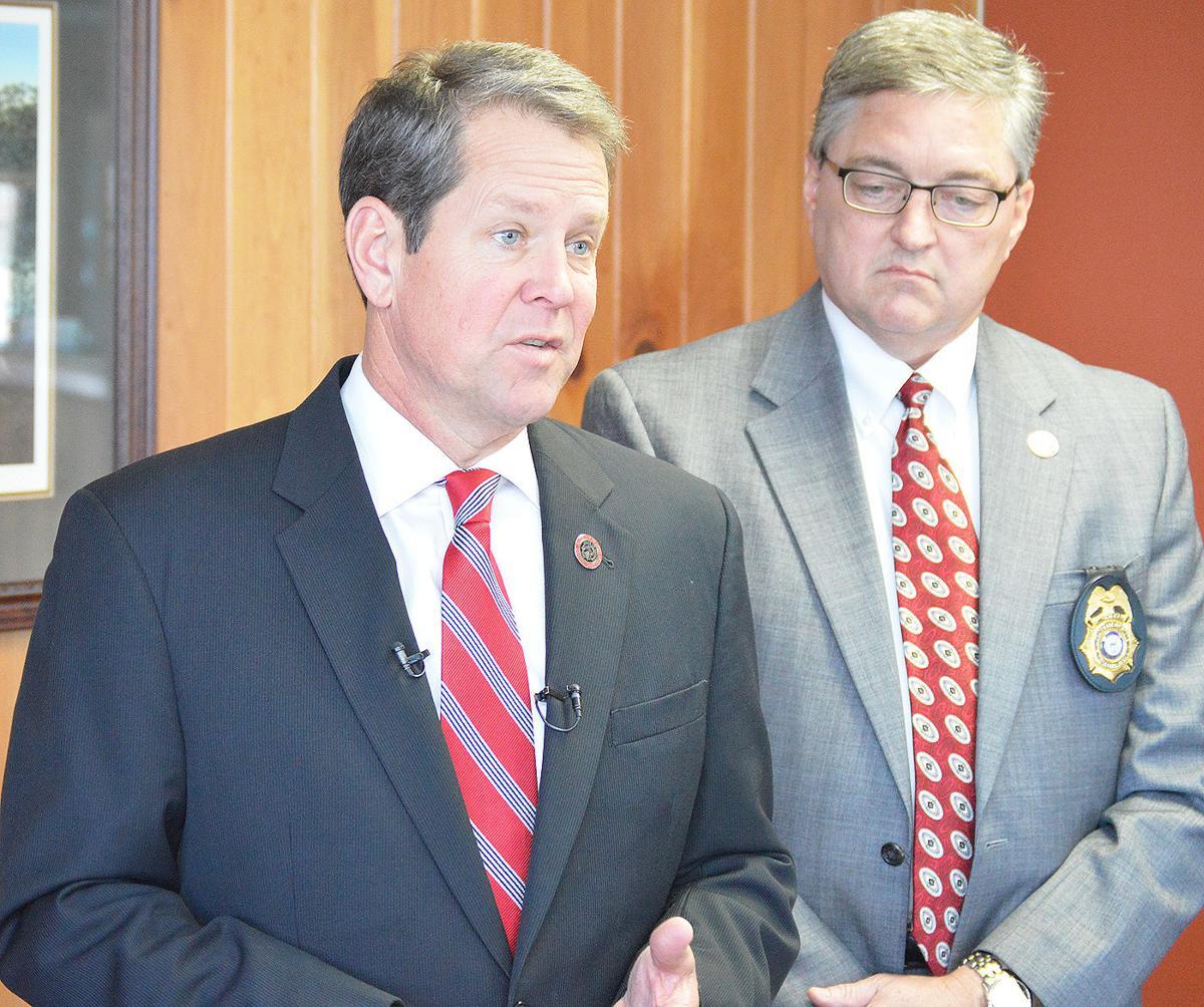 Republican gubernatorial primary runoff between Cagle, Kemp heating up