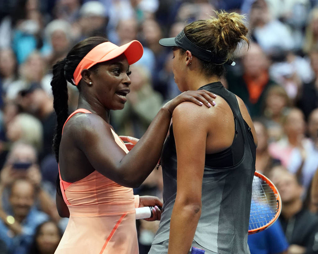 Comeback queens of New York seek US Open glory
