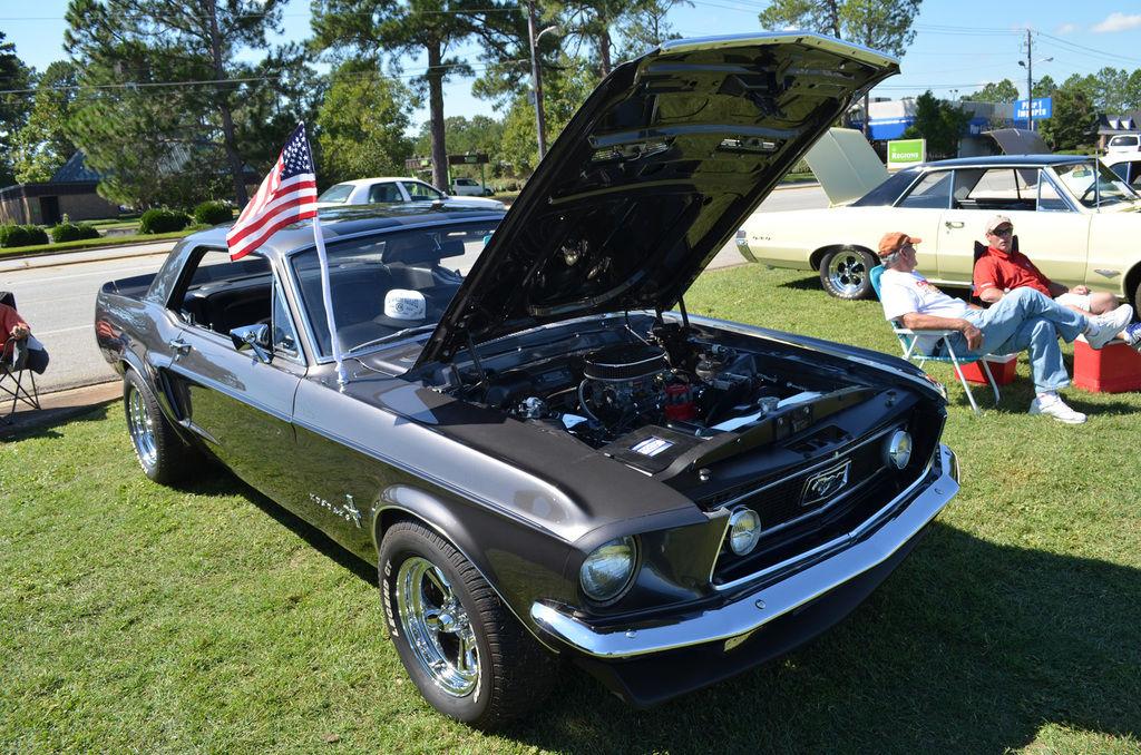 Artesian City Car Club Annual Open Show Rolls Into Albany Saturday