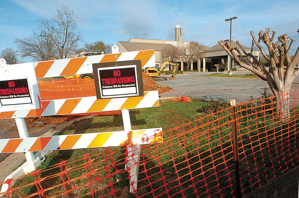 Investment Group Demolishing Inn News