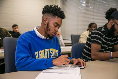 Albany State focusing on student success