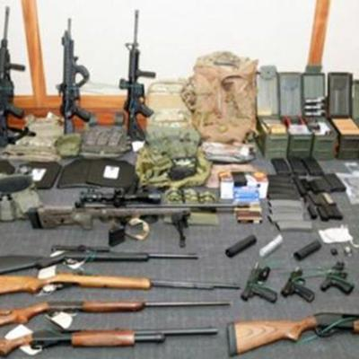 Coast Guard officer accused of wanting to kill Democrats and journalists was inspired by Norwegian mass shooting, feds say