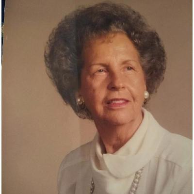 Mamie Ellender Vaughn