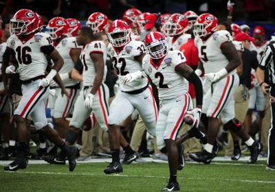 NCAA Football: Sugar Bowl-Georgia vs Baylor