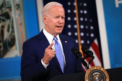 Buttigieg says Biden's infrastructure proposals would help supply chain crisis