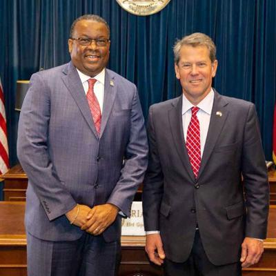 Kemp swears in six executive appointees