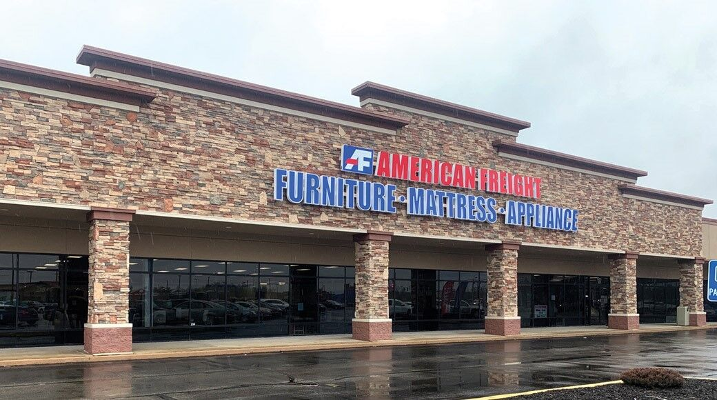 Open Retail In Albany, American Freight Furniture And Mattress
