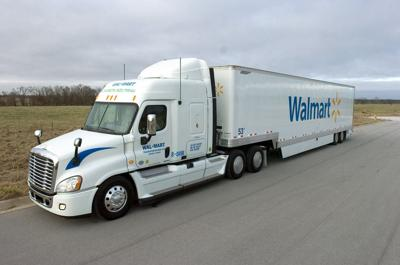 Walmart Raising Pay For Its Truck Drivers Local News