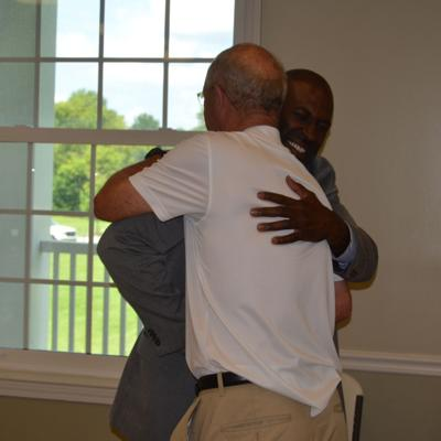 Dougherty County bids farewell to retiring Larry Cook
