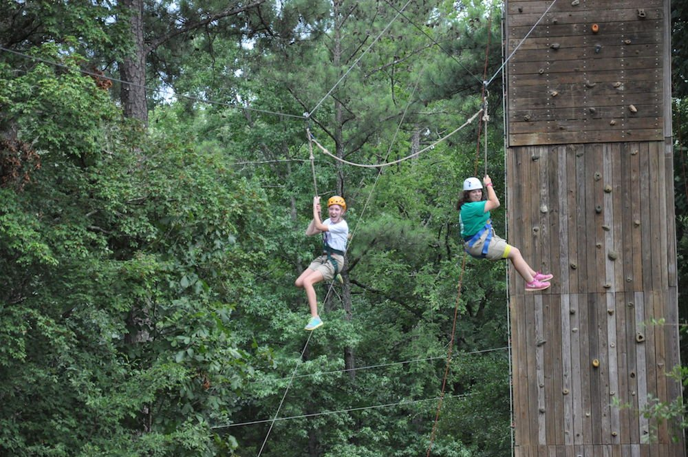 4 H Camp To Open For Zip Line Run Local News