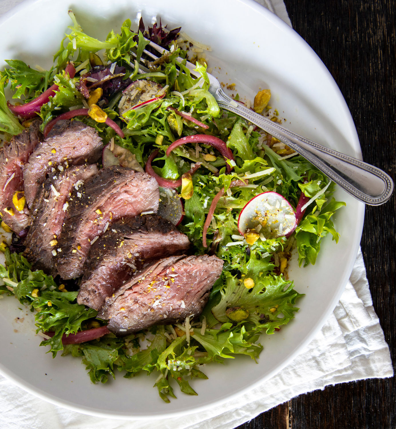Hangar Steak Salad-Sweet Grass Dairy Cheese Shop-Thomasville.jpg