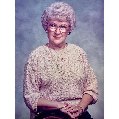 Madge Watson Phillips
