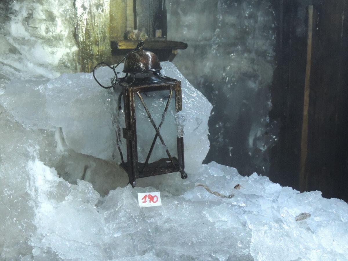 Melting glacier reveals World War I cave shelter and artifacts