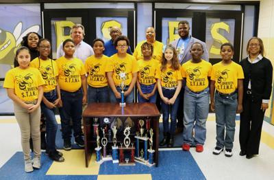 Radium Springs Elementary School wins robotics competition