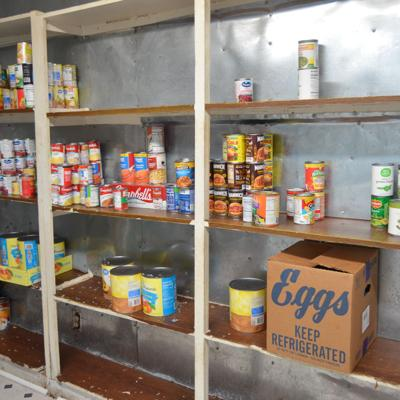 Albany Rescue Mission food drive needed to fill food bank gap