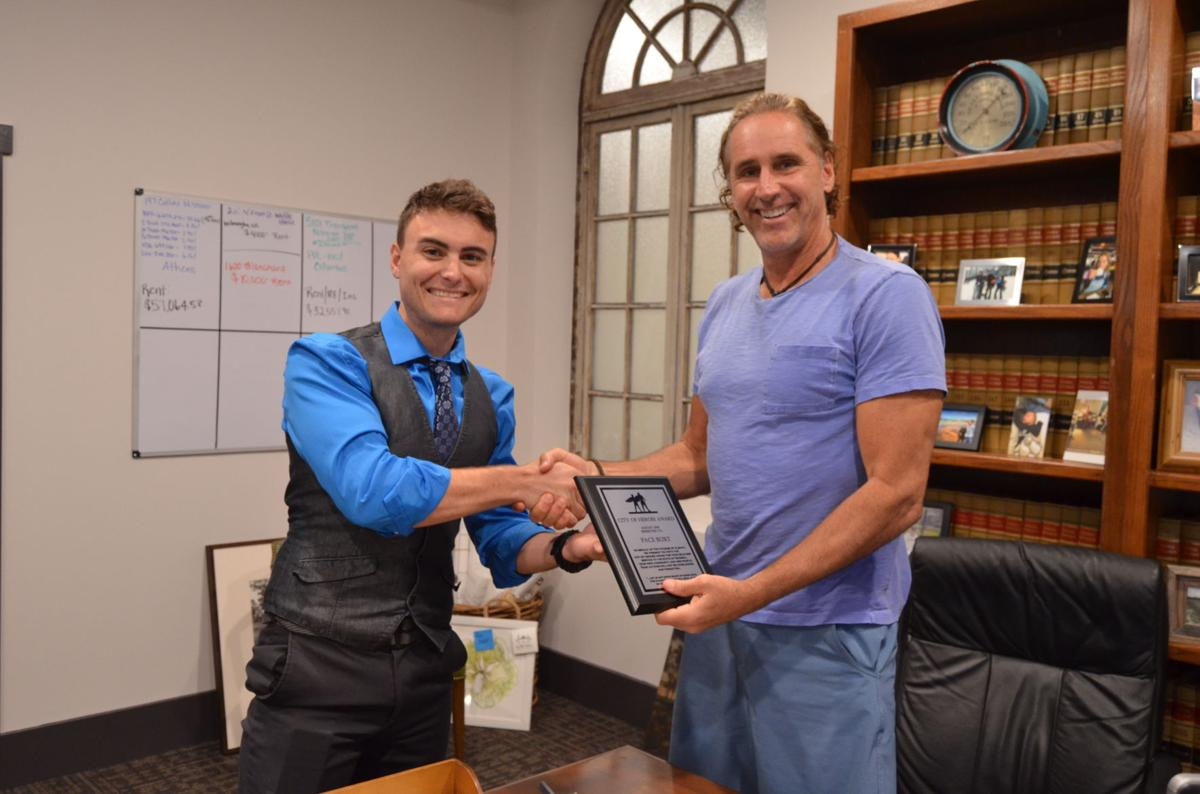 Local developer receives City of Heroes award