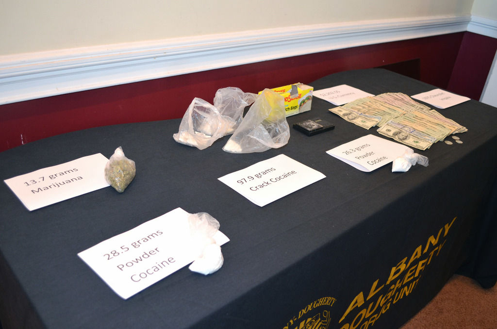 ADDU: Drug bust biggest in Albany this year