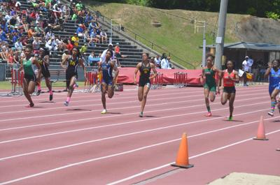 Monroe girls capture state track & field title