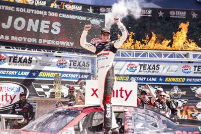Erik Jones dominates in Texas for first Xfinity Series win