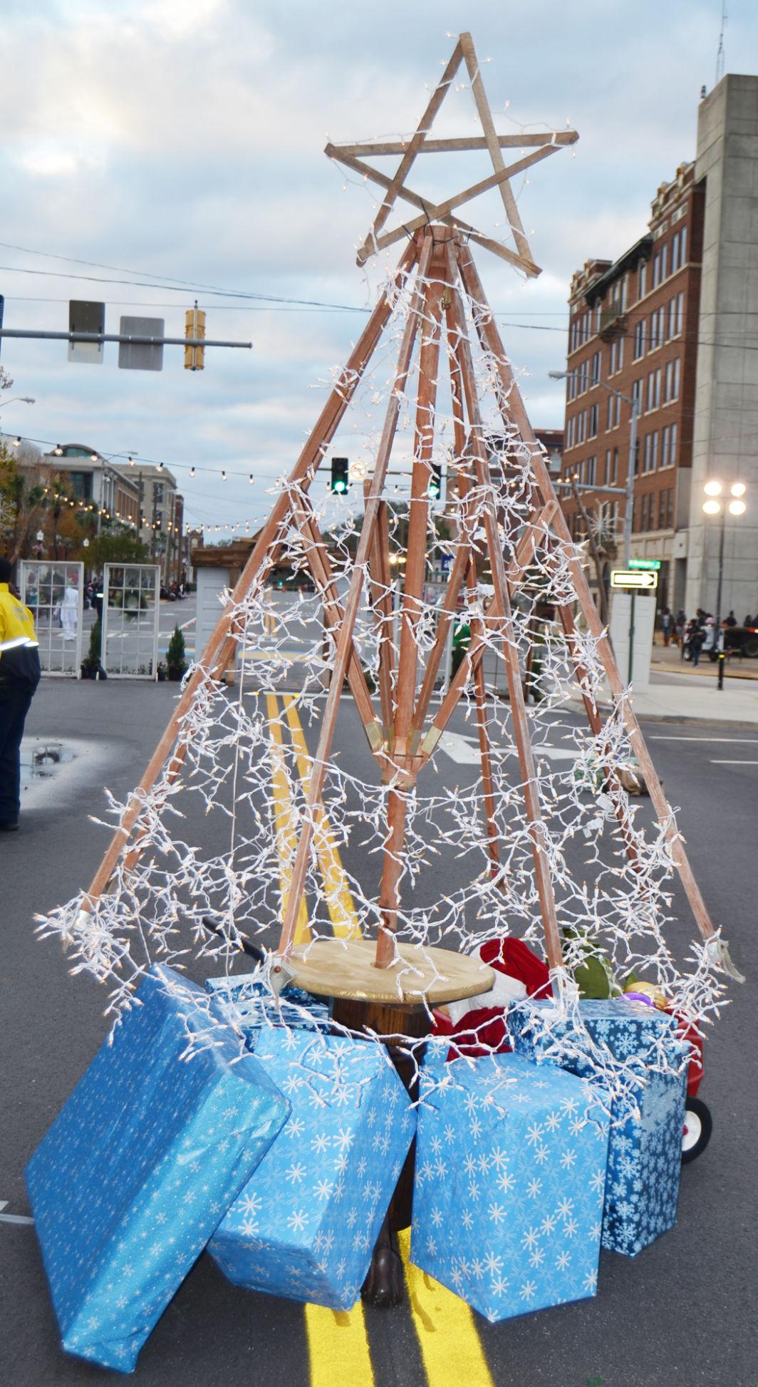 Southwest Georgia greets the holiday season