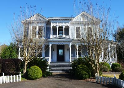 Americus home to award winning bed and breakfast