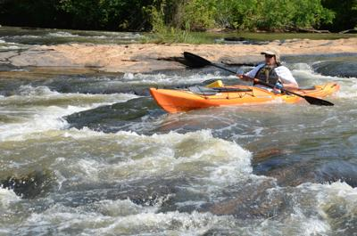 WWALS Watershed plans summer paddle